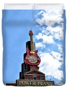 Hard Rock Cafe - Baltimore Duvet Cover