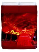 Hard Rock Hard Ride Duvet Cover