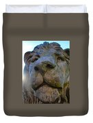 Harlaxton Lions Duvet Cover