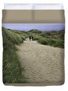 Harlech Dunes Duvet Cover