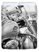 Harley Abstract Duvet Cover