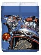 Harley Close Up Duvet Cover