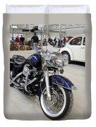 Harley Davidson Detail Duvet Cover