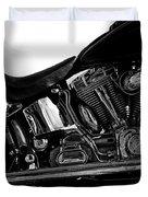 Harley Davidson  Military  Duvet Cover