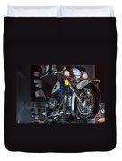 Harley Of Vegas Duvet Cover