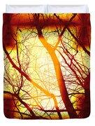 Harmonious Colors - Sunset Duvet Cover