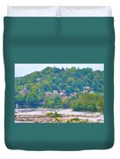 Harpers Ferry View Duvet Cover