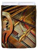 Harpsichord  Duvet Cover
