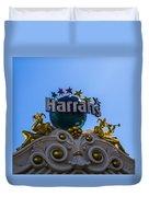 Harrahs Duvet Cover