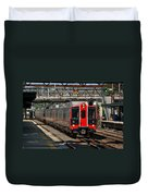 Harrison Station Express Duvet Cover