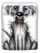 Harry The Dog Duvet Cover