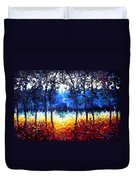 Hart Of The Magic Forest Duvet Cover