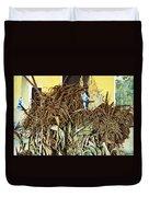 Harvest Art Duvet Cover