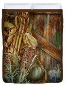 Harvest Corner Duvet Cover