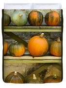Harvest Display Duvet Cover