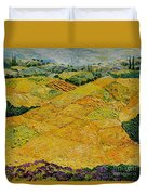 Harvest Joy Duvet Cover