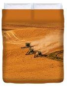 Harvest Duvet Cover by Mary Jo Allen