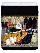 Hastings Remembered Duvet Cover