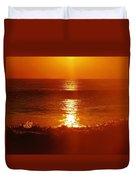 Hatteras Island Sunrise 12 10/2 Duvet Cover