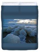 Hatteras Island Sunrise 2 10/10 Duvet Cover