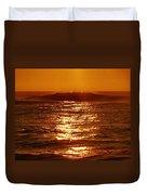 Hatteras Sunrise 16 8/6 Duvet Cover