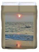 Hatteras Sunrise 5 8/8 Duvet Cover