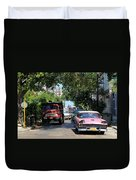 Havana 27 Duvet Cover