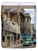 Havana 9 Duvet Cover