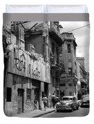 Havana 9b Duvet Cover