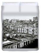 Havana City Duvet Cover