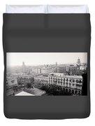 Havana Skyline Duvet Cover