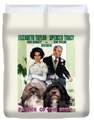 Havanese Art - Father Of The Bride Movie Poster Duvet Cover
