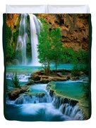 Havasu Canyon Duvet Cover