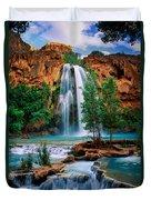 Havasu Cascades Duvet Cover
