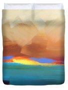 Hawaiian Glory Duvet Cover