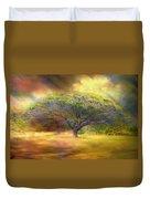 Hawaiian Tree Duvet Cover