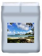 Hawaiiana 32 Duvet Cover