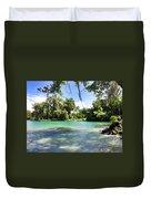 Hawaiian Landscape 4 Duvet Cover