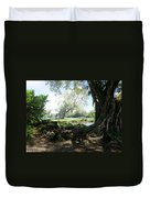 Hawaiian Landscape 3 Duvet Cover