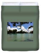 Hawaiian Landscape 2 Duvet Cover
