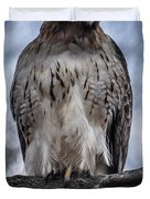 Hawk Red Tailed Duvet Cover