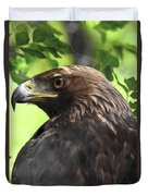 Hawk Scouting Duvet Cover