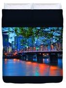 Hawthorne Bridge 22958 Duvet Cover