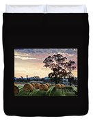 Hay Morning Duvet Cover