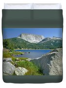 Haystack Mountain Duvet Cover