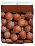 Hazelnuts Duvet Cover