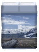 Heading North Duvet Cover