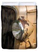 Headlamp Duvet Cover
