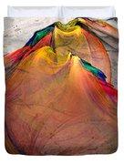 Headless-abstract Art Duvet Cover