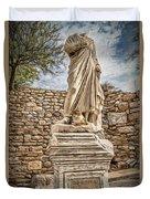 Headless Statue Duvet Cover